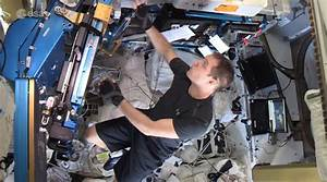 Asi TV - Space Station fitness