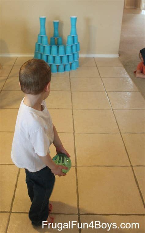 six indoor active for preschoolers 109   vertical bowling 1