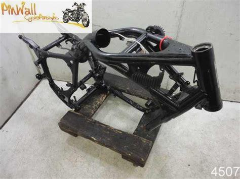 05 Honda Shadow Vt1100 Sabre 1100 Frame Chassis