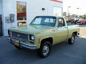 1973 Chevrolet    Gmc Pick Up Truck C10 Cheyenne