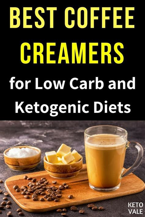 It's super rich and creamy and just melds so (lindsay from pinch of yum recently shared this cashew coffee recipe, which skips the process of making creamer entirely and just blends hot coffee. Best Coffee Creamers for Low Carb and Ketogenic Diets Review via @ketovale | Best coffee creamer ...