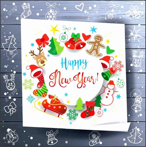 10 Free Greeting Card Templates for Microsoft Word ...