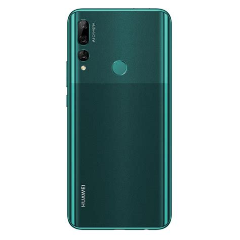 celular huawei  prime  color verde  telcel