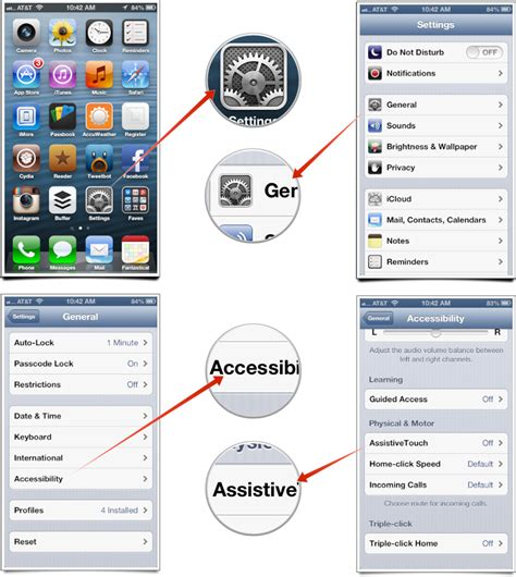 how to get the home button on iphone how to remedy a bad home button or power button on iphone