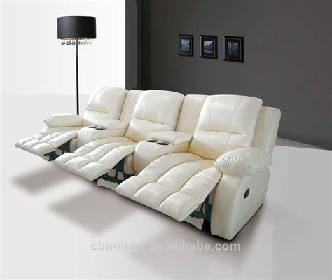 leather recliner sofa 3 seat recliner sofa covers buy