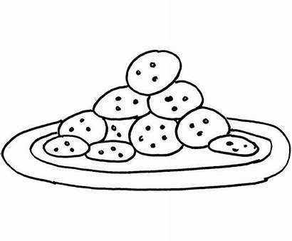 Cookie Cookies Coloring Pages Monster Baking Cooki