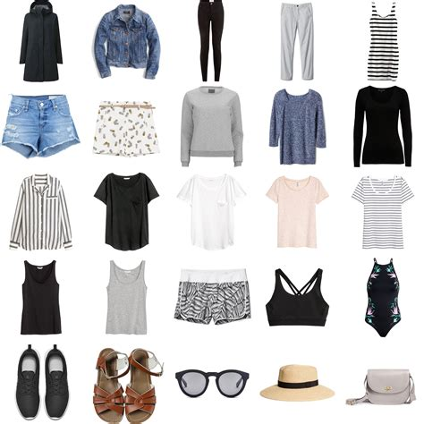 capsule wardrobe capsule wardrobe for carry on only family travel happy grey lucky