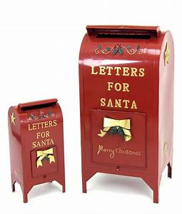 image gallery santa mailbox With letters to santa mailbox prop