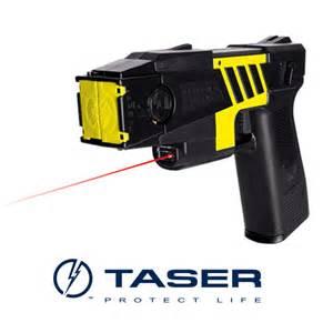 Police Taser Guns