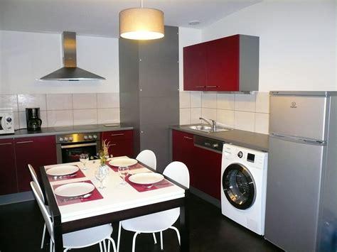machine a laver cuisine meuble cache lave linge meuble pour cacher machine a