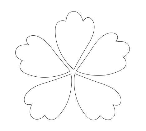 flower petals clipart   cliparts  images