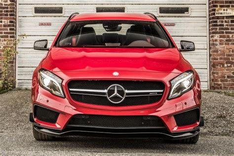Gambar Mobil Mercedes Gla Class by Inilah Gambar Spesifikasi 2015 Mercedes Gla Class