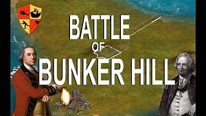 Battle Stack  The Battle Of Bunker Hill Tactics