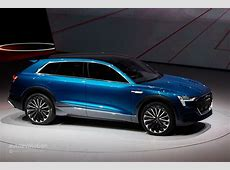 Audi etron quattro Concept Is a Tesla Rival in Sexy SUV