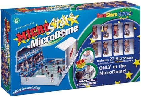 Corinthian MicroStars MicroDome Action figure - review ...