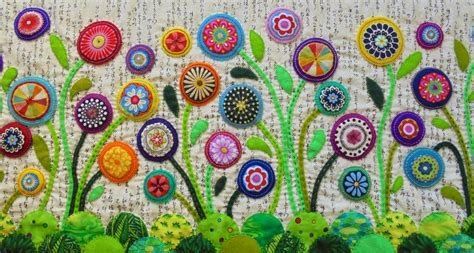 felt applique patterns wendy s quilts and more quilt festival flower