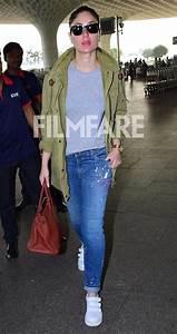 Kareena Kapoor Khans Airport Look And Photoshoot
