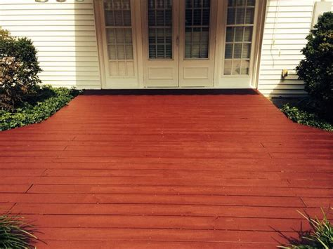 sherwin williams deckscapes solid color stain painting