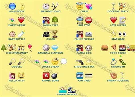 crush letters word search themes answers and cheats guessup emoji level 6 7 8 9 10 answers 4 pics 1 word 12206