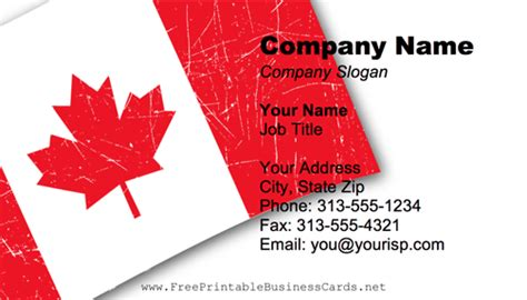 Canadian Flag Business Card American Express Simplycash Business Card Login Credit Score Cards Free Staples Computer Engineer Barcode Generator Nh Remove Electronic Outlook 2010
