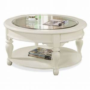 furniture small round coffee table with magazine rack and With white and wood round coffee table
