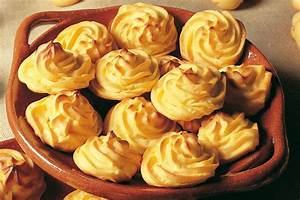 what are duchesse potatoes