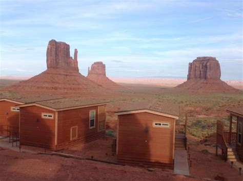 monument valley cabins foto de the view hotel monument valley our view from the