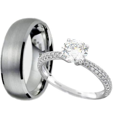 couples wedding ring sets staruptalent