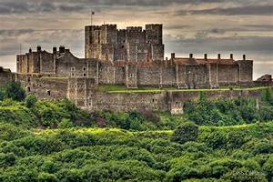 """Dover Castle, Dover, Kent, England"" by Bob Culshaw"