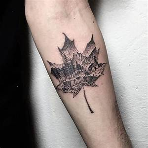 1000+ ideas about Maple Leaf Tattoos on Pinterest | Fall ...