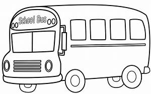 School Bus Coloring Pages To Download And Print For Free
