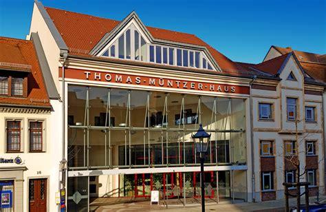 Thomasmüntzerhaus In Oschatz Bauplan