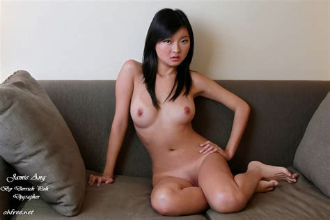Singapore Fhm Model Jamie Ang Naked Photos Leaked Scandal