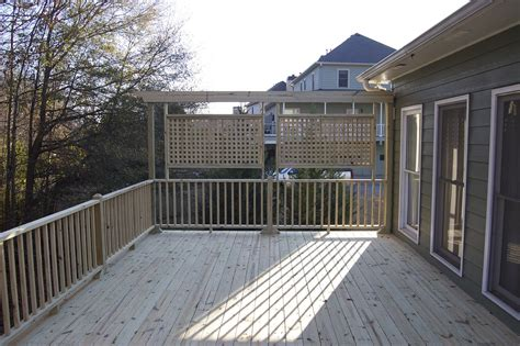 diy hanging outdoor bed deck privacy screen how to find an ideal one for