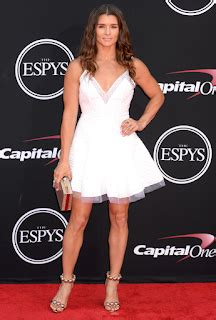 danica patrick red carpet photo shoes meeko spark tv