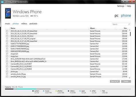 Windows Phone Pour Pc (windows)