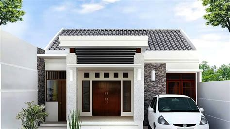 bentuk rumah sederhana ukuran    berkonsep minimalis