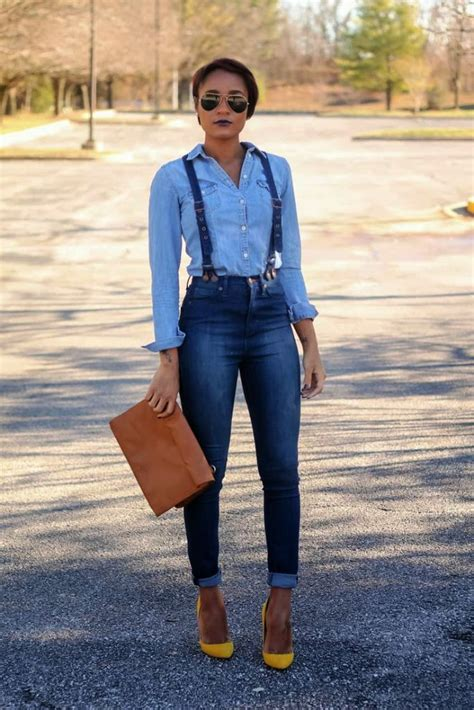 30 Suspender Fashion For Women Ideas To Try u00b7 Inspired Luv