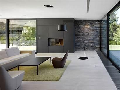 Furniture Minimal Spacious Minimalist Decorative Decor Interior