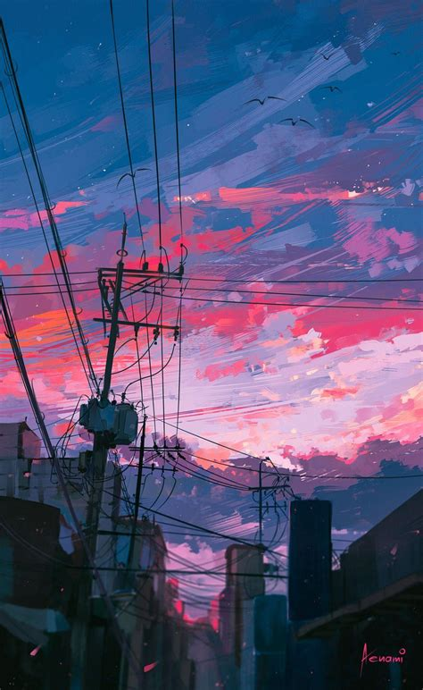 anime aesthetic wallpapers