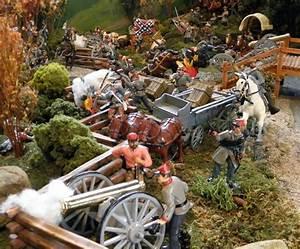 Civil War Diorama Wwwmarksdioramascom