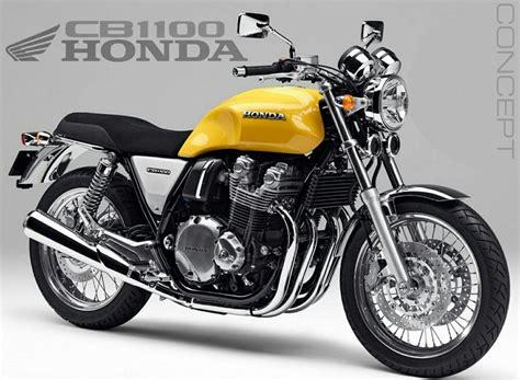 2016 Honda Cb1100 Concept  Motorcycle Pictures Honda