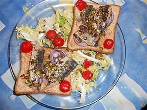 Filet De Sardine : recette de toasts de filets de sardines aux pistaches ~ Nature-et-papiers.com Idées de Décoration