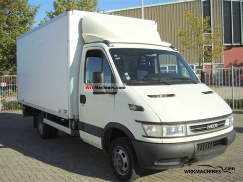 Iveco Daily Iii 35c12 2006 Box Photos And Info
