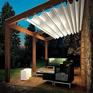 Diy, Pergola, Roof, Design, Ideas