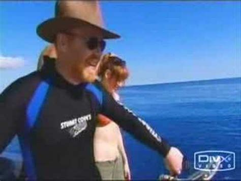 kari byron  mythbusters jaws special youtube
