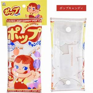 SAYA collection: FUJIYA Peko mil key cake clear multi-case ...