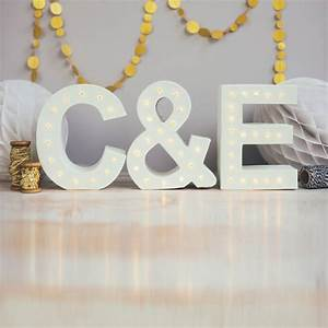 letter lights for sale light up marquee initial letters With initial letter lights