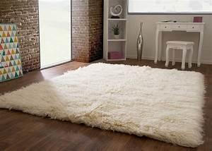 Flokati Teppich 3000 Global Carpet