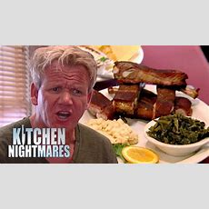 Gordon Ramsay's Hideous Lunch  Kitchen Nightmares  Youtube